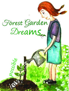 Watering forest garden dreams: making the impossible possible. Forest Garden, Disney Characters, Fictional Characters, Dreams, How To Make, Art, Woodland Garden, Art Background, Kunst