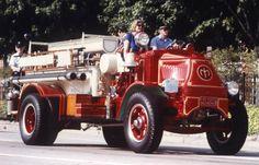 1920's Mack Fire Apparatus.....