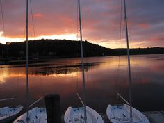 sunset - mystic,ct-want to go to Mystic, CN