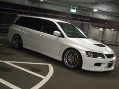 mitsubishi evo ix wagon - group picture, image by tag . Japan Motors, Evo 9, Japanese Domestic Market, Wagon Cars, Mitsubishi Lancer Evolution, Jdm Cars, Station Wagon, Car Manufacturers, Mazda