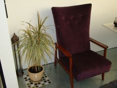 2011 client job Accent Chairs, Upholstery, Furniture, Home Decor, Homemade Home Decor, Reupholster Furniture, Home Furnishings, Decoration Home, Arredamento