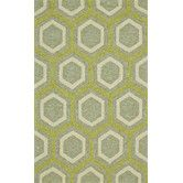 Found it at Joss & Main - Emme Geometric Hand-Tufted Indoor/Outdoor Rug