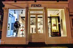#PopUpStore #Fendi #NYC !