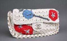 Chanel Limited Edition Crochet Flap Bag $2295