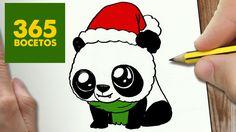 Easy Christmas Drawings, Christmas Art, Kawaii Drawings, Easy Drawings, Galaxy Phone Wallpaper, How To Drow, Easy Drawing Steps, Dibujos Cute, Christmas Characters