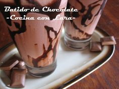 Batido Choco /Choco Milkshacke