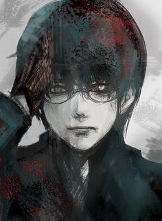 The Black Reaper | Tokyo Ghoul:re