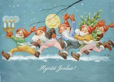 Rudolf Koivu Christmas