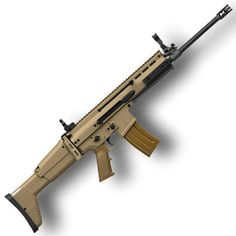 FN Scar-H - I really would like one of these in .308