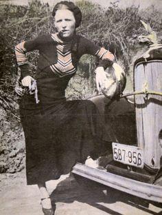 Bonnie Parker, c.1934
