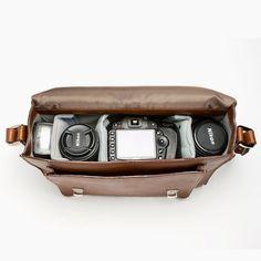 ONA The Brooklyn Chestnut - DESIGNSTRAPS - Kameragurte, Kamerataschen, Fotorucksack, iPhoneography, Camera Straps
