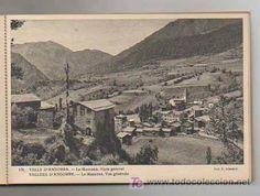 BOLCK CON 18 POSTALES. VALLS D'ANDORRA. (CLAVEROL). ANDORRA LA VELLA, ESCALDES, CANILLO, ORDINO... - Foto 14 Andorra, Paris Skyline, Travel, Vintage Postcards, Viajes, Destinations, Traveling, Trips