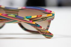 Diamond Supply skateboard glasses