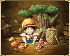 Monkey D. Luffy Mt. Corvo's Brothers 3