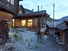 Maison Cambolin - Albinen : Savioz Fabrizzi Architects