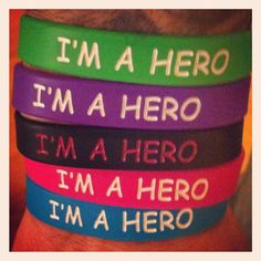Going to start the I'm A Hero Campaign. Keep an eye out for more to come! Coffee Cans, Drink Sleeves, Campaign, Hero, Events, Drinks, Food, Drinking, Beverages