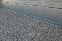 Yarra Mix Exposed Aggregate Driveway  http://www.mawsons.com.au/home