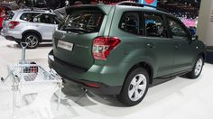2016 Subaru Forester 2.0X Active 110 kW (150 PS)  -  Exterior and Interi...