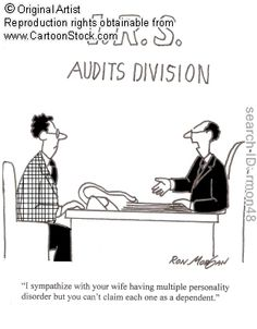This is great!  Multiple Personality Disorders cartoons #behavioral #sciences
