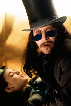 Gary Oldman - Dracula.  Some time later, he played George Smiley - what an actor!
