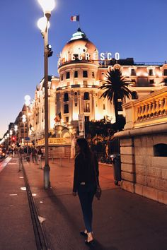 Negresco Hotel Nice France