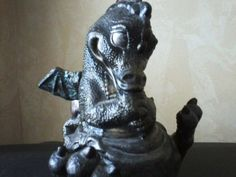 Baby Dragon by HoneysDaughter on Etsy