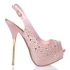 Denise Richard's Designed this Shoe for ShoeDazzle.com