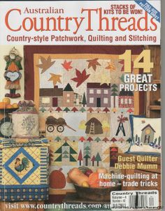 Country Threads, part 1