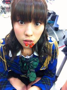 藤江れいなオフィシャルブログ「Reina's flavor」 :  シュール(笑) http://ameblo.jp/reina-fujie/entry-11335374226.html