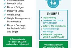 Igalen Emulin Vegan Friendly, Weight Management, Canada, Weight Loss, Loosing Weight, Losing Weight, Weigh Loss, Loose Weight, Get Skinny