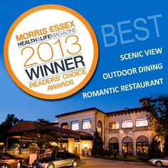 Best Scenic View, Outdoor Dining, & Romantic Restaurant -- Highlawn Pavilion (www.highlawn.com)