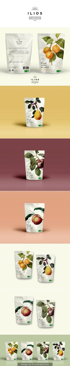 Ilios dried fruits by Dimitris Kostinis #packaging #design