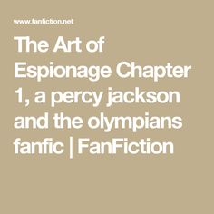 the jealousy game chapter 1 a not so secret crush a percy jackson