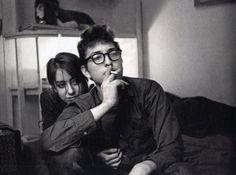 Bob Dylan andSuze Rotolo.