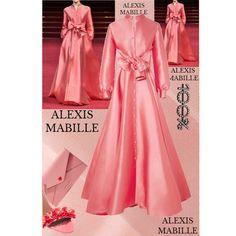 Fashion set ALEXIS MABILLE created via