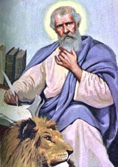 Święty Marek Apostoł_Ewangelista