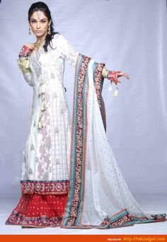 Formal Gowns, Frocks and Designer Wear from Kosain Kazmi - Gul Ahmed, Firdous Lawn, Sana Safinaz, Swiss Lawn