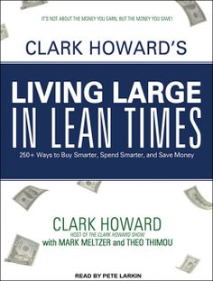 Clark Howard has fantastic advice and helps people to get good customer service!
