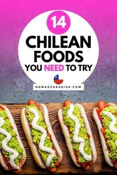 Chilean Desserts, Chilean Food, Chilean Recipes, Food From Different Countries, Different Fruits, International Food Day, Rice Side Dishes, Main Dishes, Bolivian Food