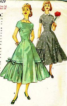 Simplicity 1509 (1956)