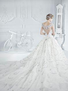 Spectacular Wedding Dress Collection: Michael Cinco - MODwedding
