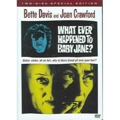 A cultish horror favorite, 1962's What Ever Happened to Baby Jane? will make you think twice before hungrily unveiling a covered plate of food. Bette Davis stars as Jane Hudson, a onetime child actress and singer. As an elderly woman, she wishes to revive her vaudevillian career, but she has become a grotesque caricature of her former self. Over the years as her star faded, the star of her older sister Blanche (Joan Crawford) rose, outshining the career of the has-been Baby Jane.