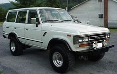 1988 FJ62