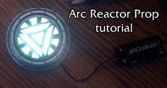 Ladies, youre up! - my arc reactor tutorial/guide