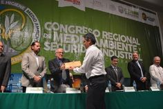INAUGURA EL SECRETARIO DE PROTECCIÓN AL AMBIENTE EL PRIMER CONGRESO  REGIONAL DE MEDIO AMBIENTE Y SEGURIDAD INDUSTRIAL