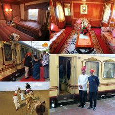 rediscover ancient #india with palace on wheels