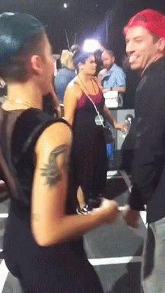 Josh Dun and Halsey