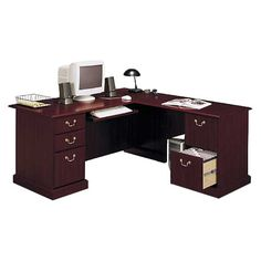 Found it at Wayfair Supply - Cowdray Executive Desk