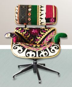 over-the-top eames chair by bokja design