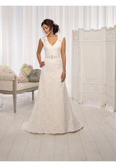 Essense of Australia D1598 Wedding Dress - The Knot